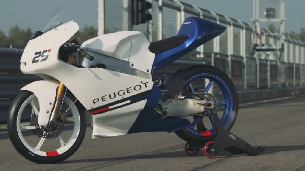 Peugeot Shows Their All New Moto3 Bike Autoevolution