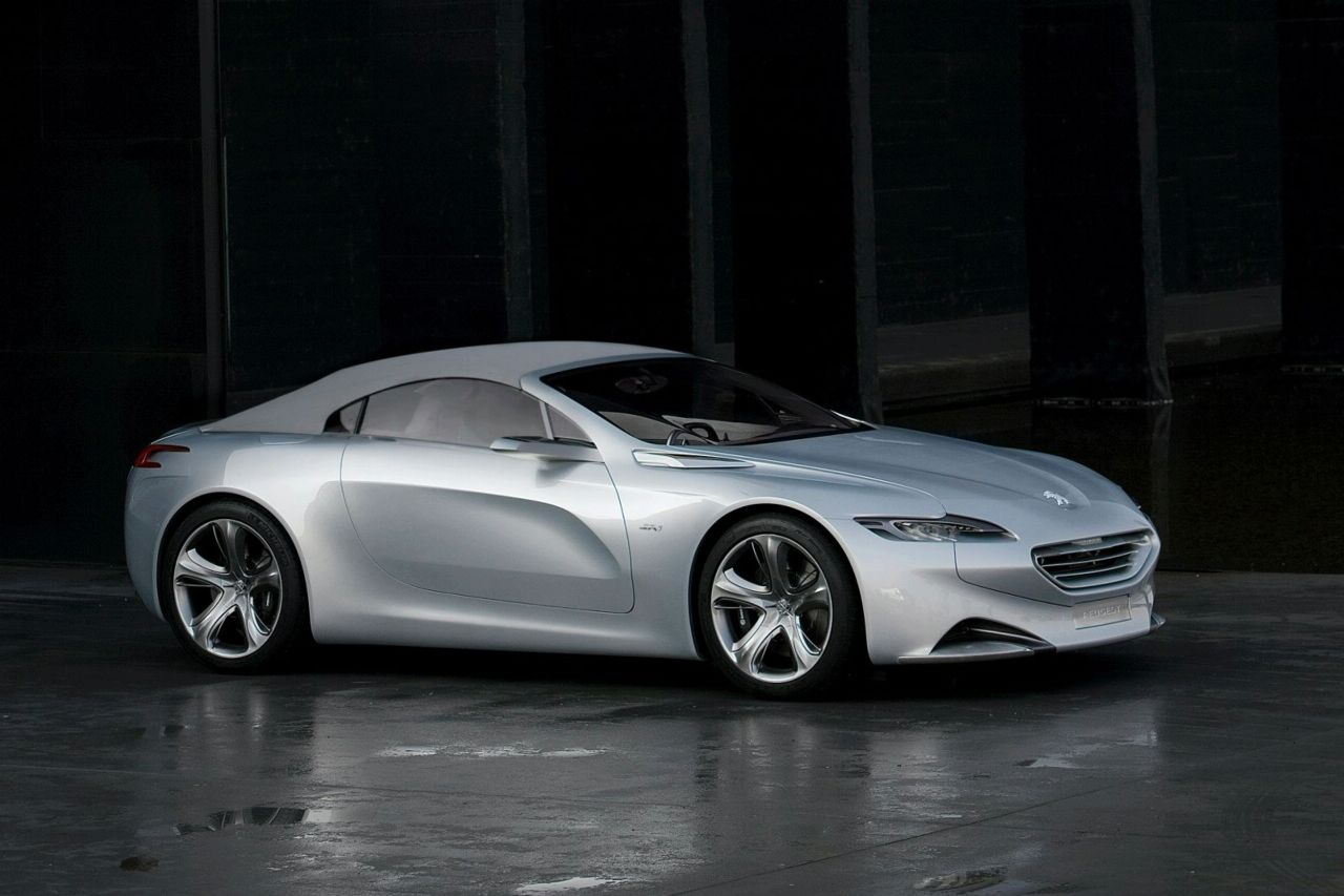 International Auto Show >> Peugeot SR1 Concept Released - autoevolution