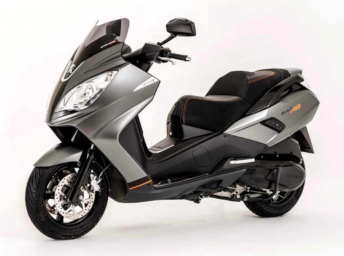 peugeot unveils the new satelis 2 400i maxi scooter autoevolution. Black Bedroom Furniture Sets. Home Design Ideas