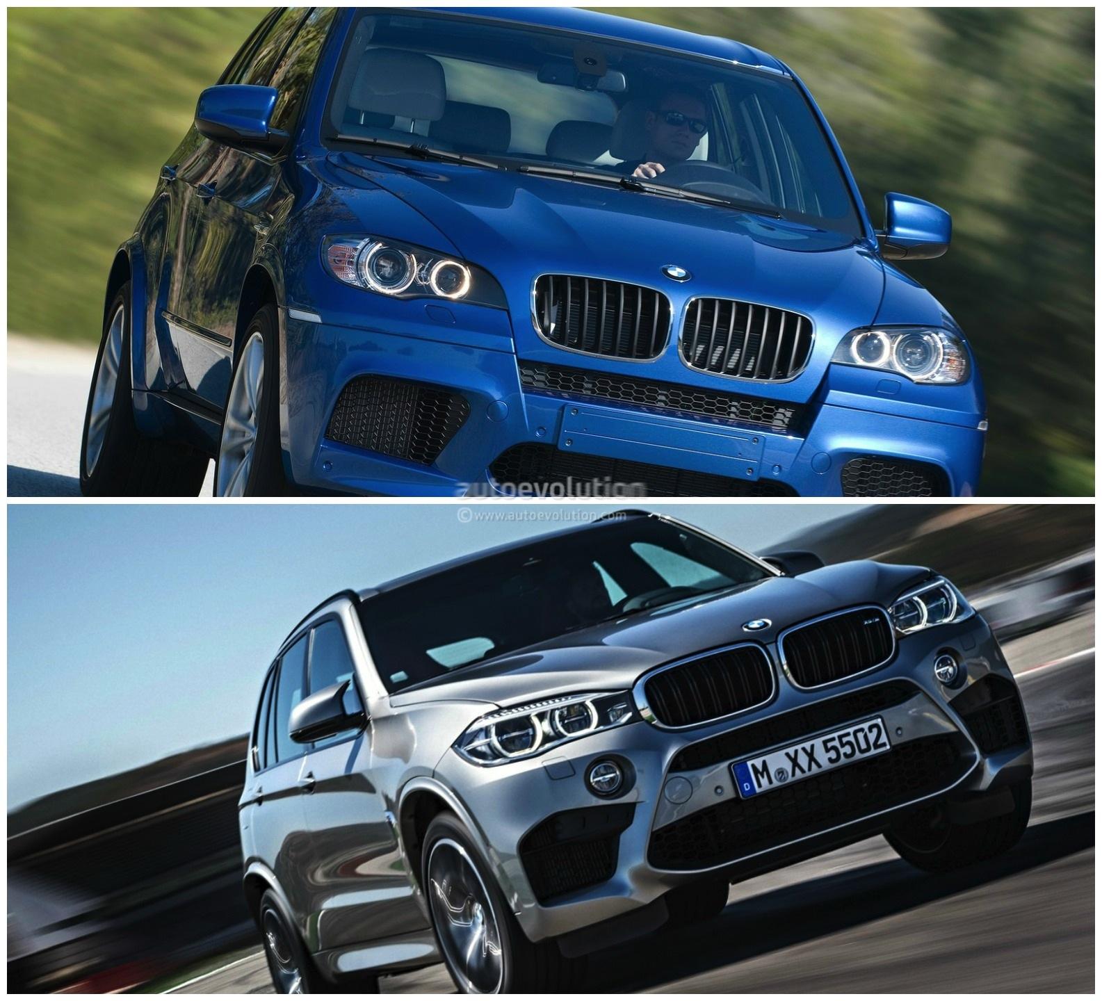 Photo Comparison: 2015 BMW X5 M Vs The Original