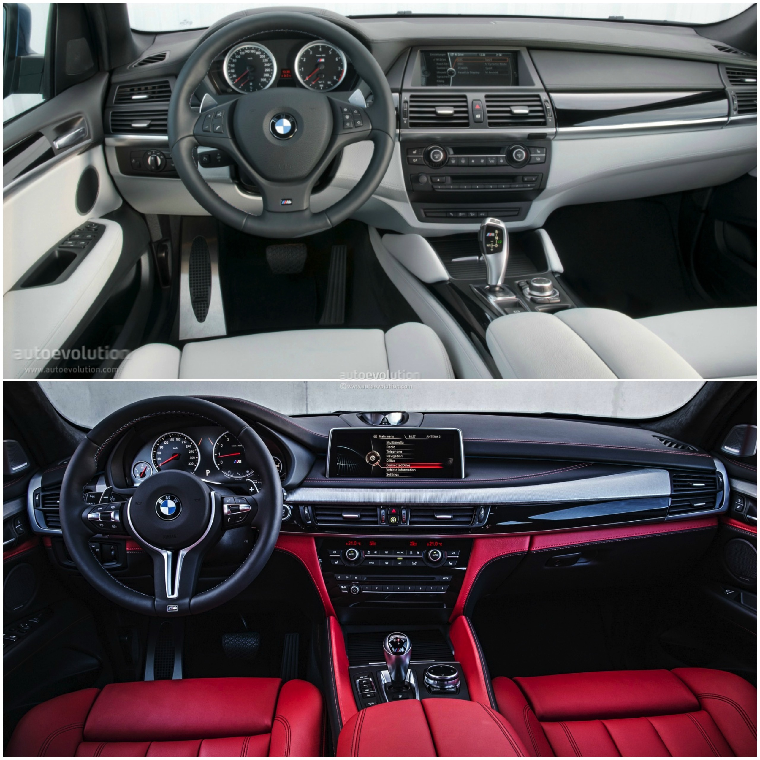 Photo Comparison 2015 Bmw X5 M Vs The Original
