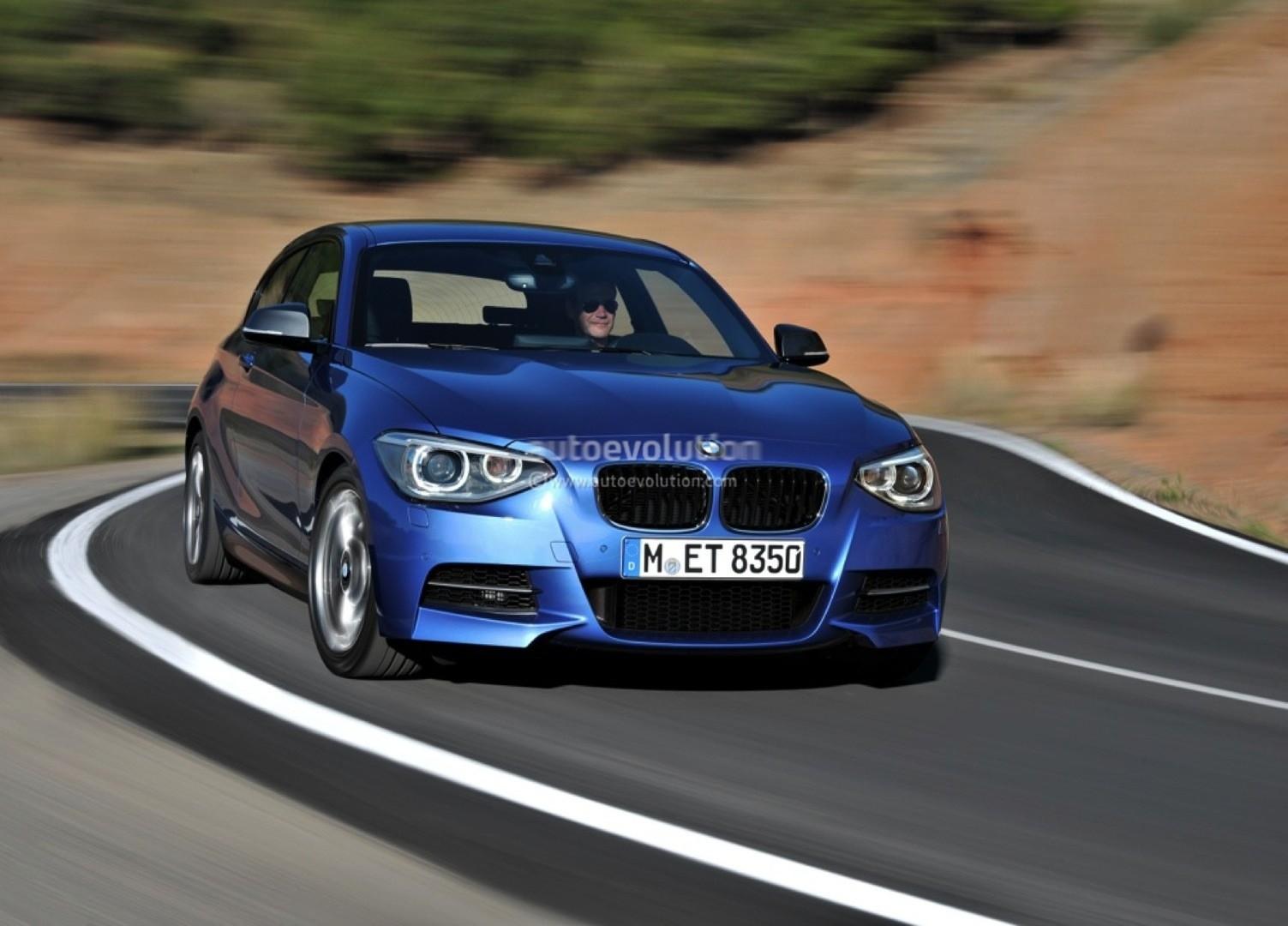 BMW F20 1 Series Hidden Menu Access DIY - autoevolution