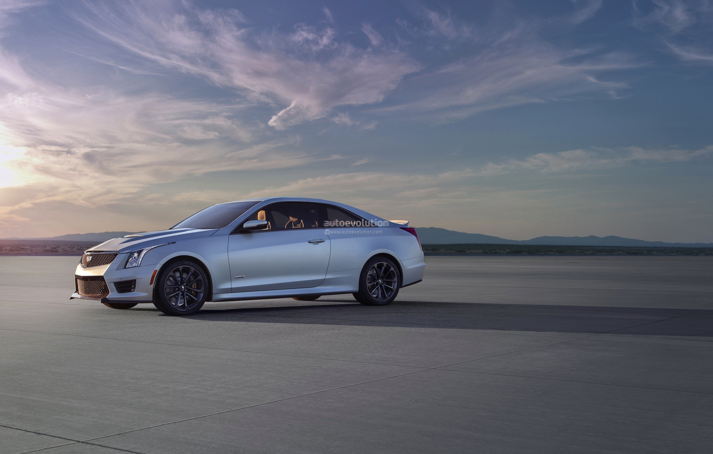 Cadillac ats v coupe vs bmw m4