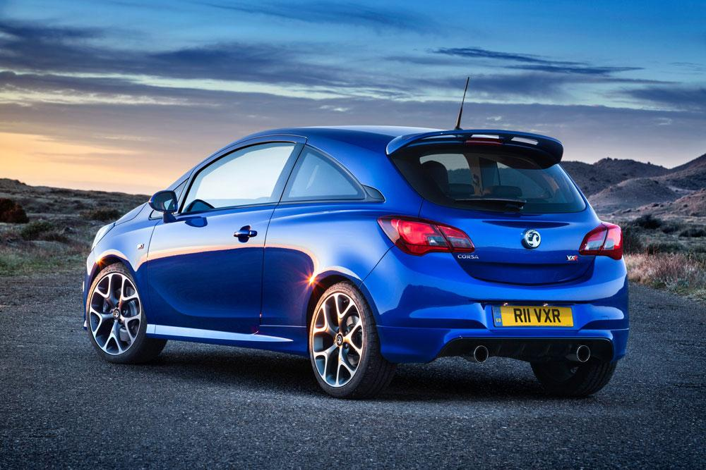 Photos Of 2015 Opel Corsa Opc Leaked In Vxr Flavor Autoevolution