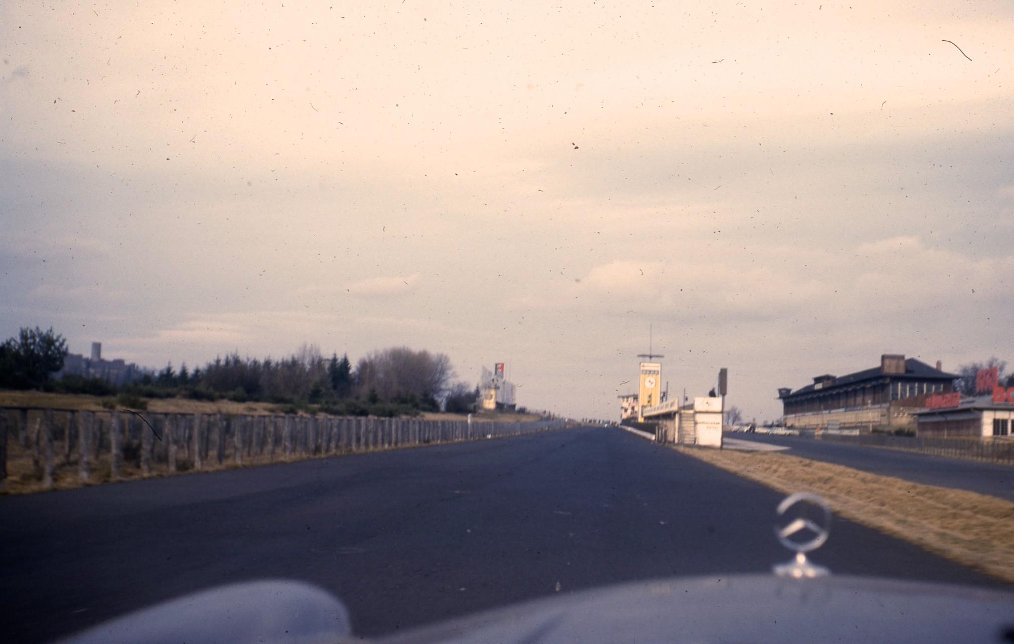 Photos Of Nurburgring Taken In 1967 Will Make You Feel