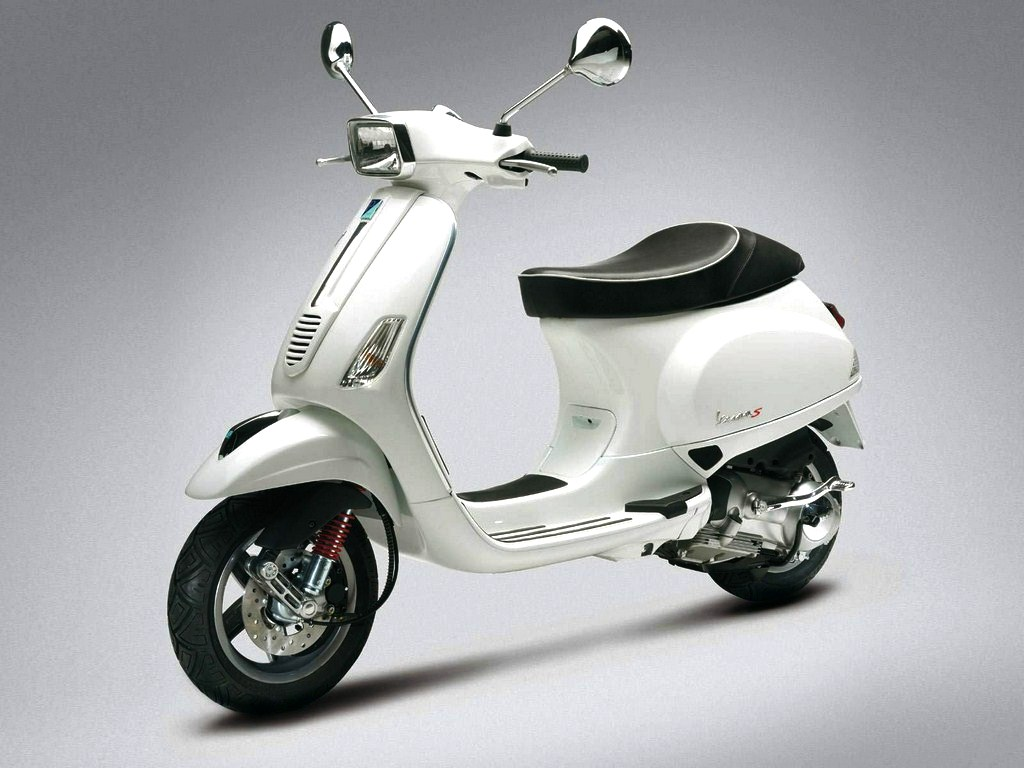 Piaggio Prepares New Vespa Models to Reach the 1mil Units Target ...