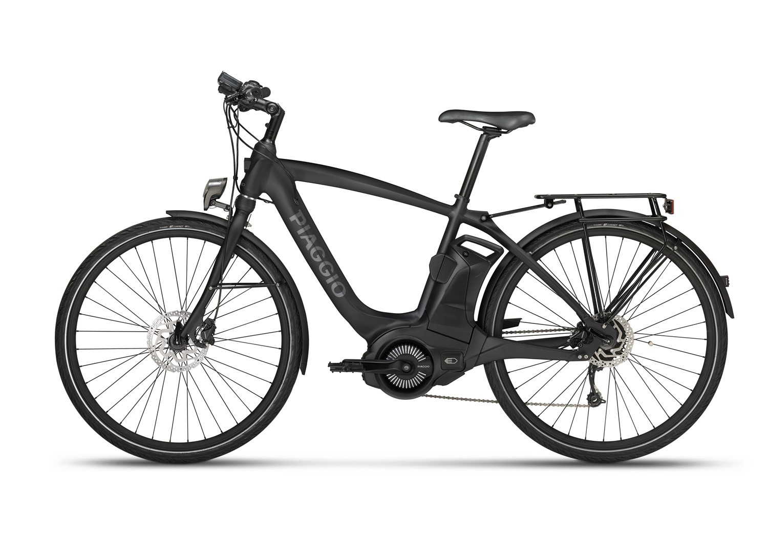 Piaggio Wi-bike Looks as Sharp as It Gets and We Love It ...
