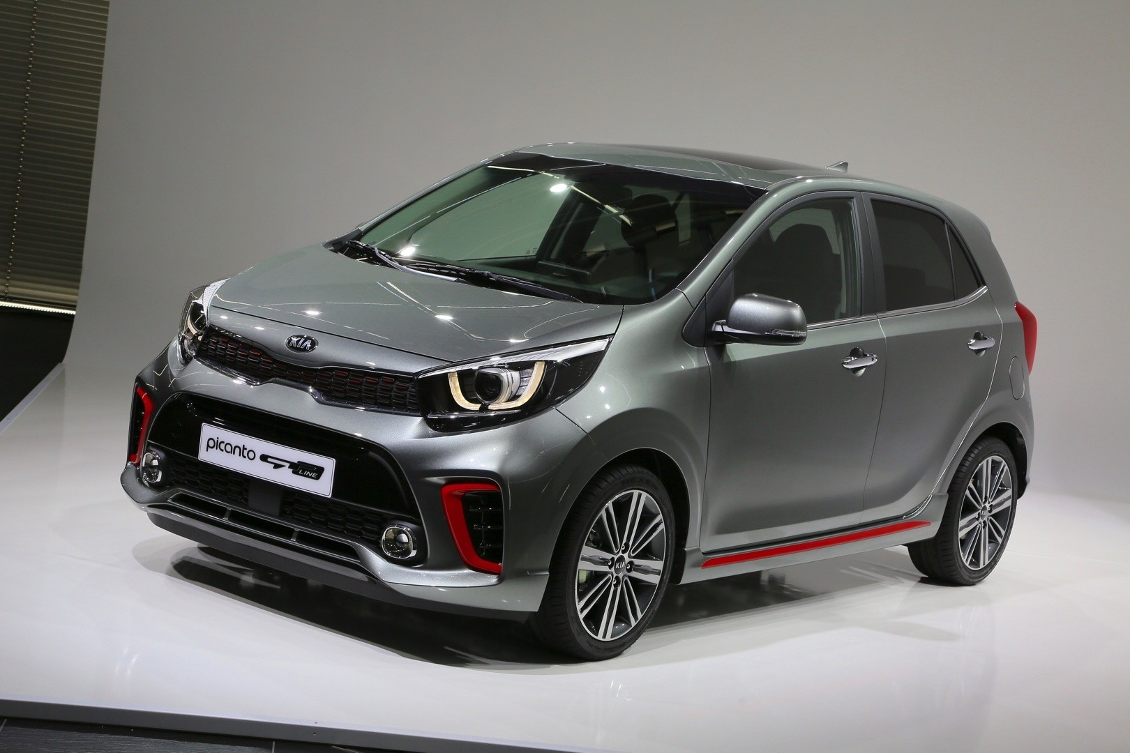 2017 kia picanto specifications revealed 1 0 t gdi engine rated at 100 ps autoevolution. Black Bedroom Furniture Sets. Home Design Ideas