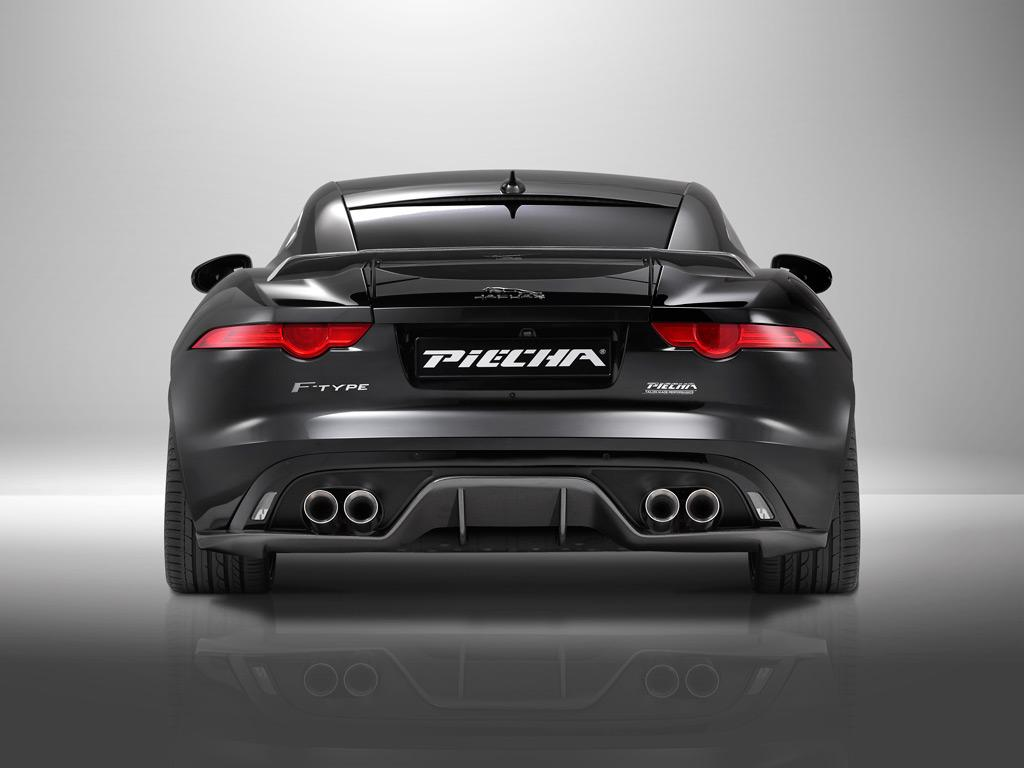 Piecha Design Jaguar F Type Coupe R ...