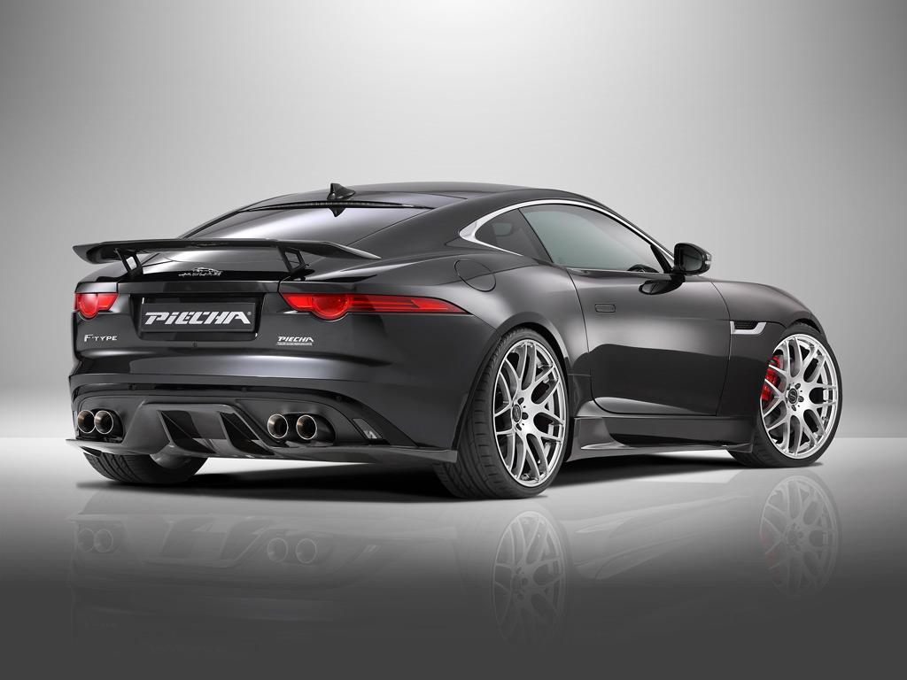 Piecha Design Jaguar F Type Coupe R