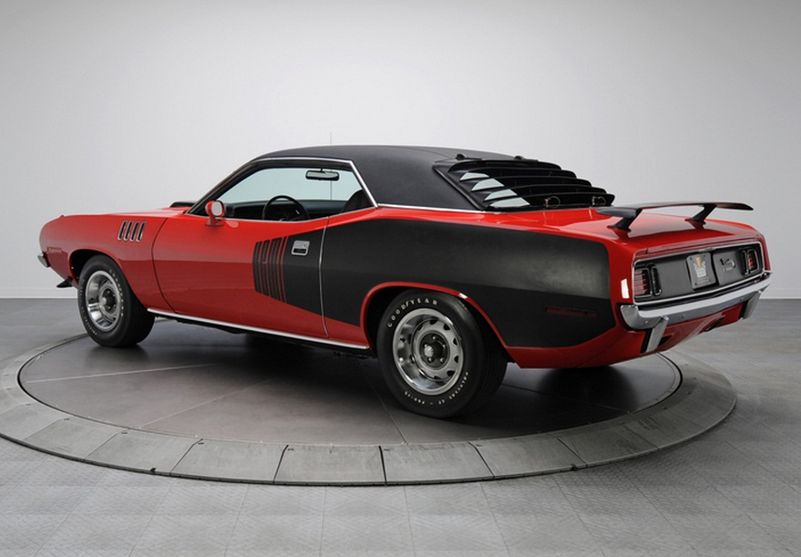 2016 Hemi Cuda >> Plymouth Cuda With Just 2k Miles On The Clock For Sale Video