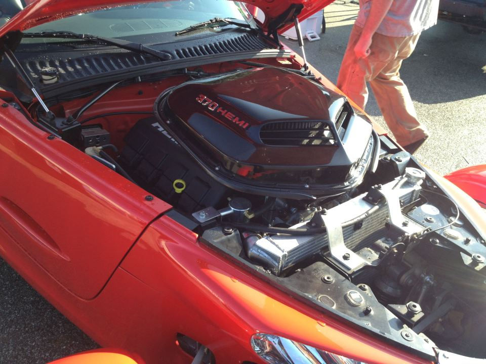 Plymouth Prowler Gets 6 1 Liter Hemi V8 Project Growler