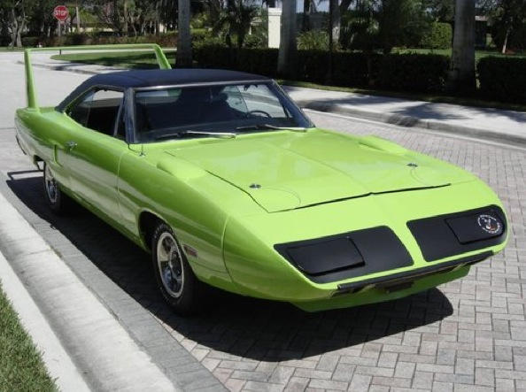 Plymouth Road Runner Superbird For Sale Autoevolution