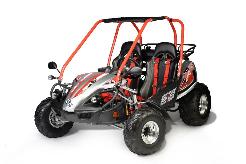 Polaris Buys Chinese ATV Maker Hammerhead, Expands Off-Road