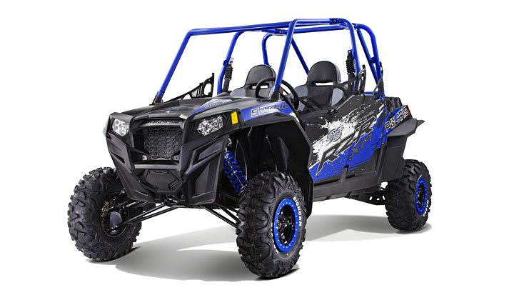 polaris shows the rzr xp 900 ho jagged x edition off