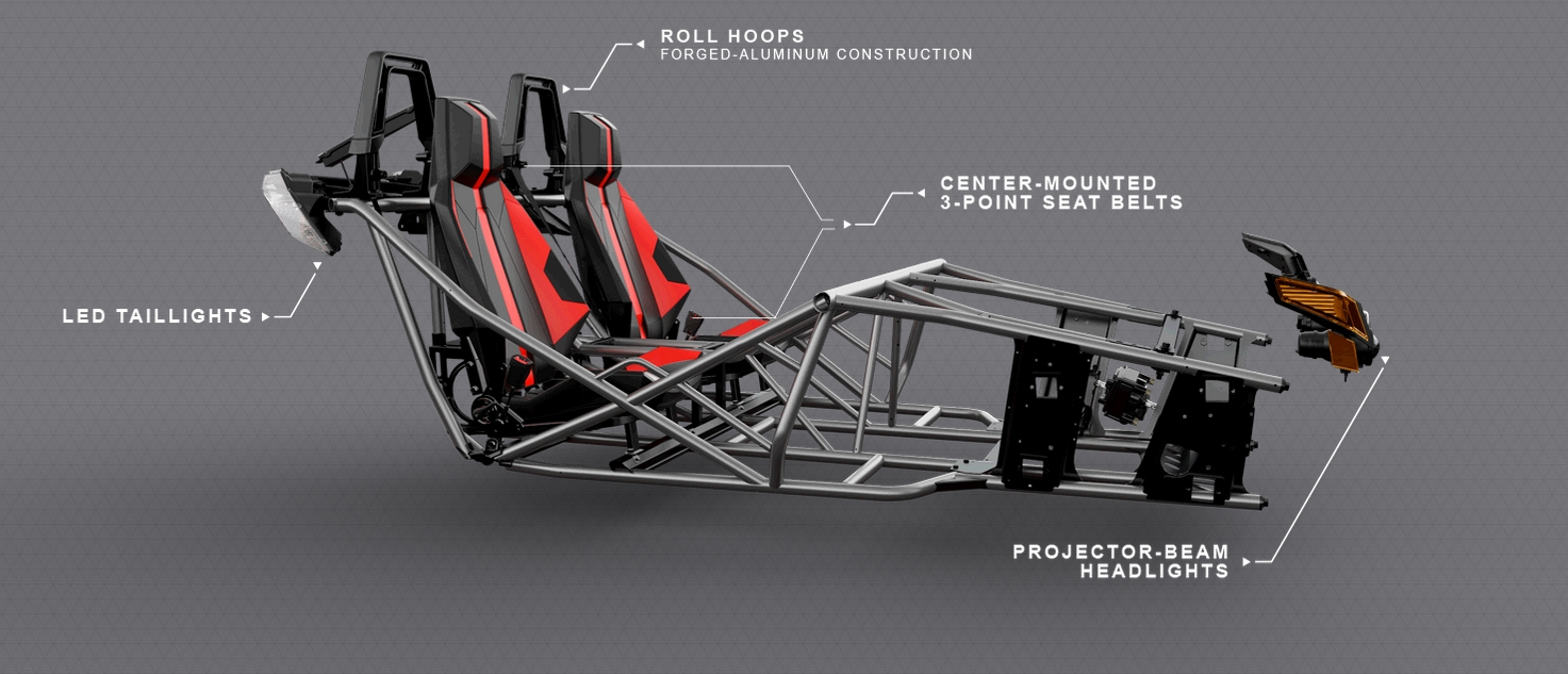 Polaris Slingshot Makes Appearance Price Revealed