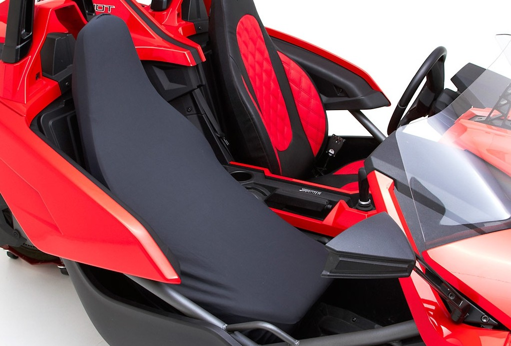 Polaris Slingshot Receives Sport Bucket Seats Autoevolution