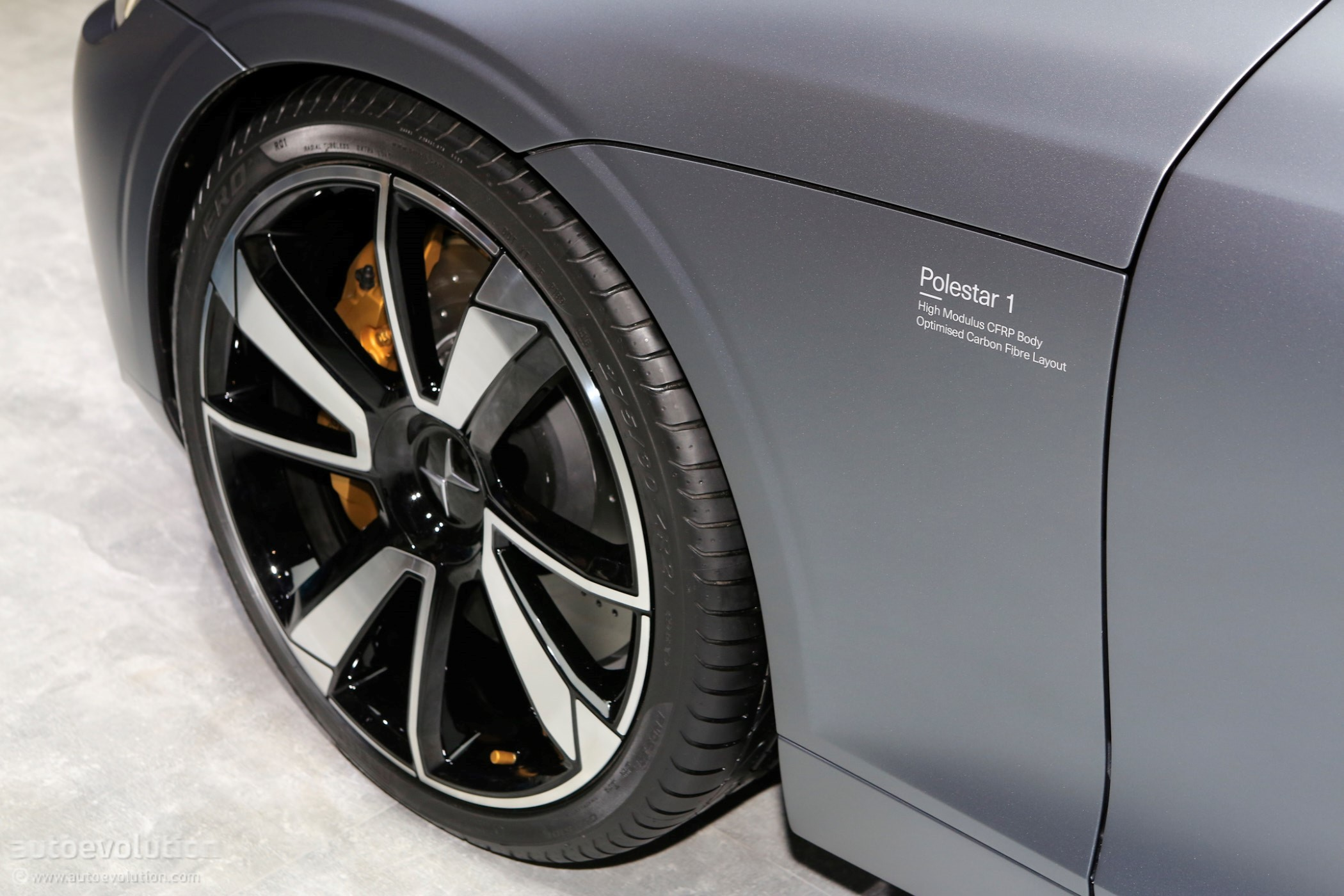 Orders now being taken for Polestar 1 performance hybrid