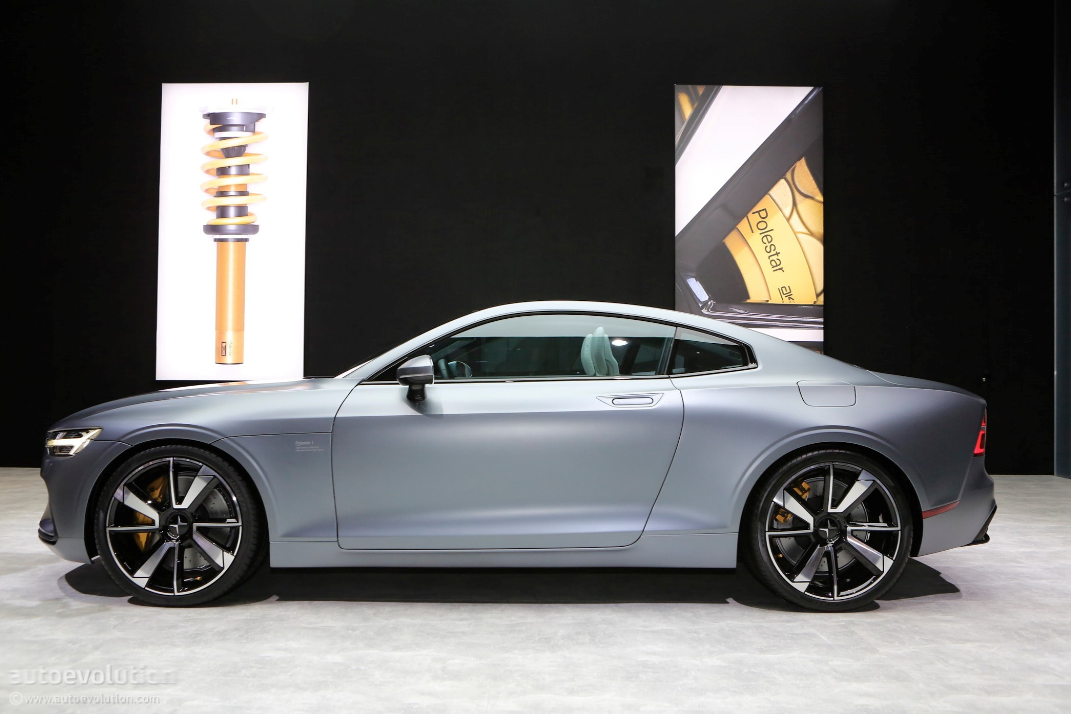Polestar 1 offers pre-ordering in 18 countries