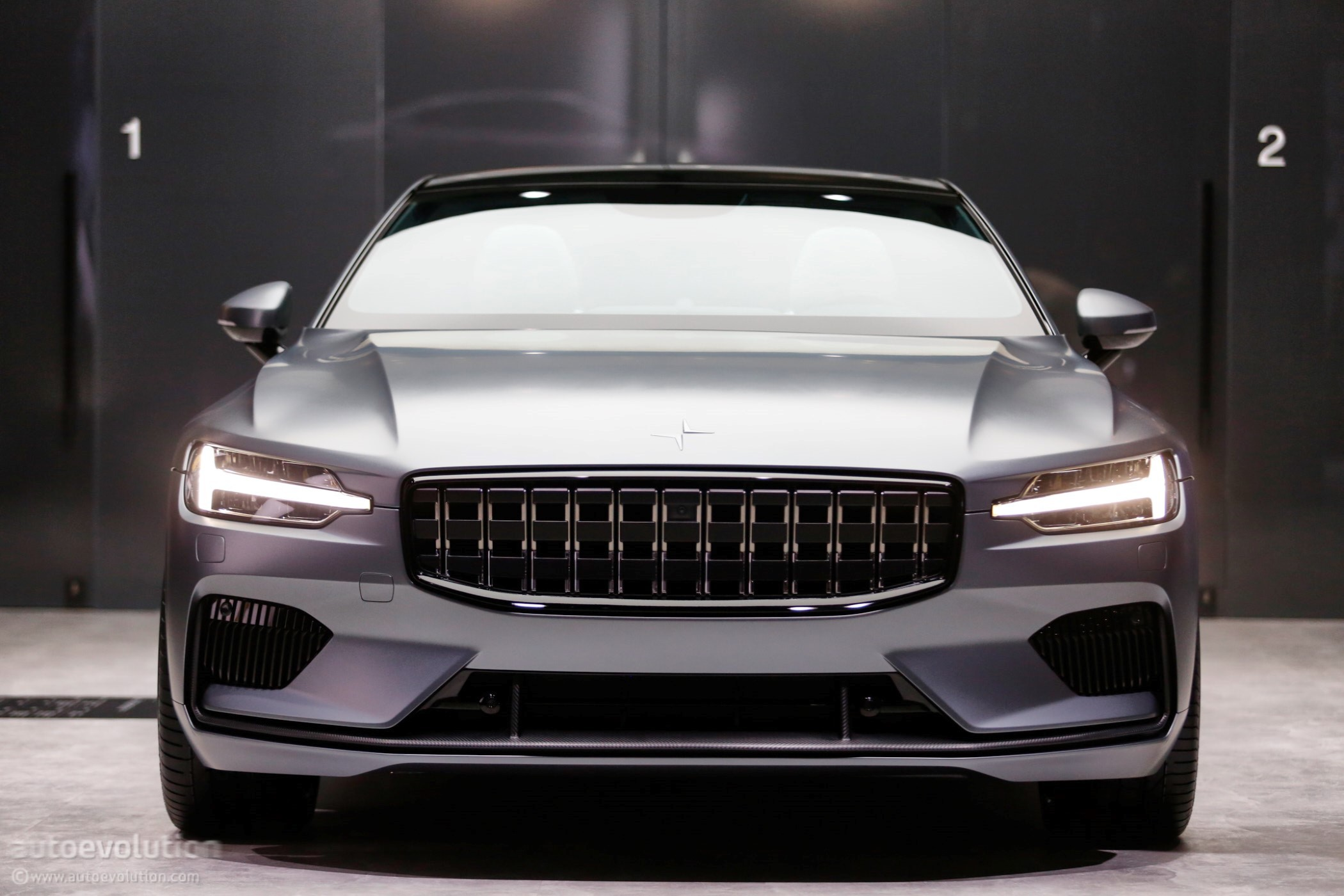 Polestar Releases New Teaser for Its Up ing Sports Car Makes Bold