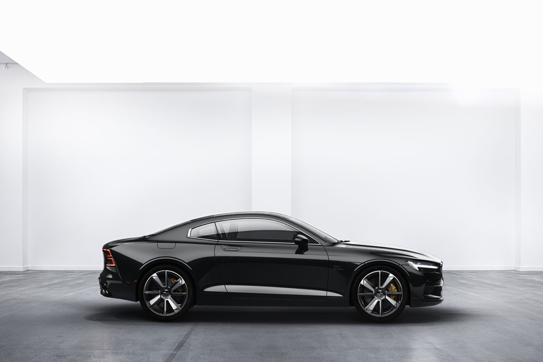 Polestar Releases New Teaser For Its Upcoming Sports Car Makes - Sports car makes