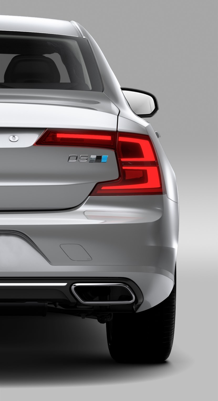 Polestar Performance Optimization Pack for Volvo S90 D5, V90 D5 Adds 5 HP, 20 Nm - autoevolution