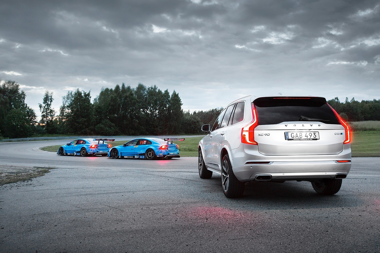 Polestar volvo dynamic upgrades