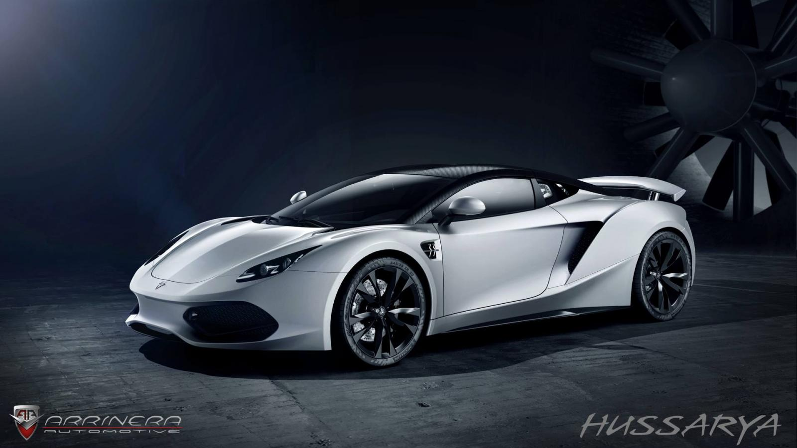 polish supercar arrinera hussarya reaches production form autoevolution. Black Bedroom Furniture Sets. Home Design Ideas