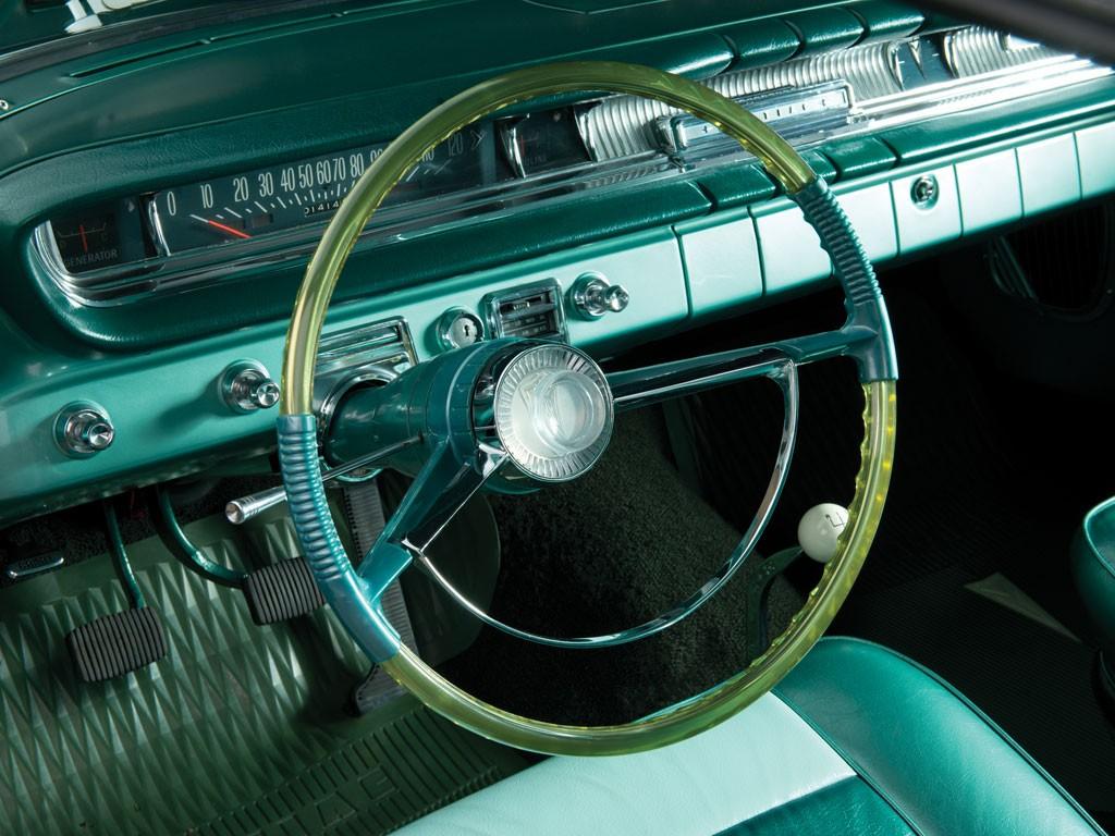 Pontiac Ventura Super Duty 421 Sport Coupe Is Slicker Than