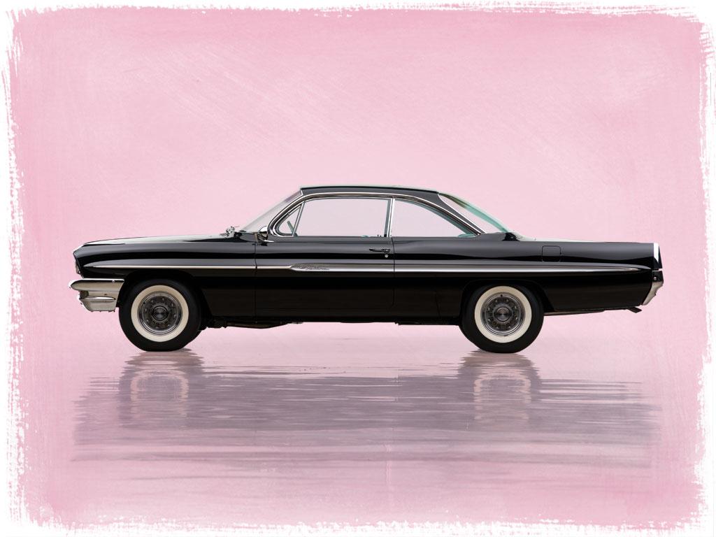 Craigslist Ventura Cars >> Pontiac Ventura Super Duty 421 Sport Coupe is Slicker Than ...