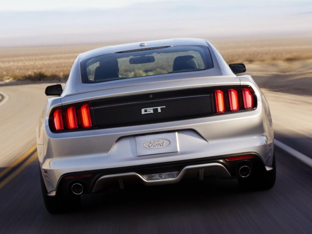 Ford Mustang Ford Mustang Ford Mustang Ford Mustang ... & 2016 U.S. Pony Car Sales: Mustang Takes Top Spot But Market Is ... markmcfarlin.com