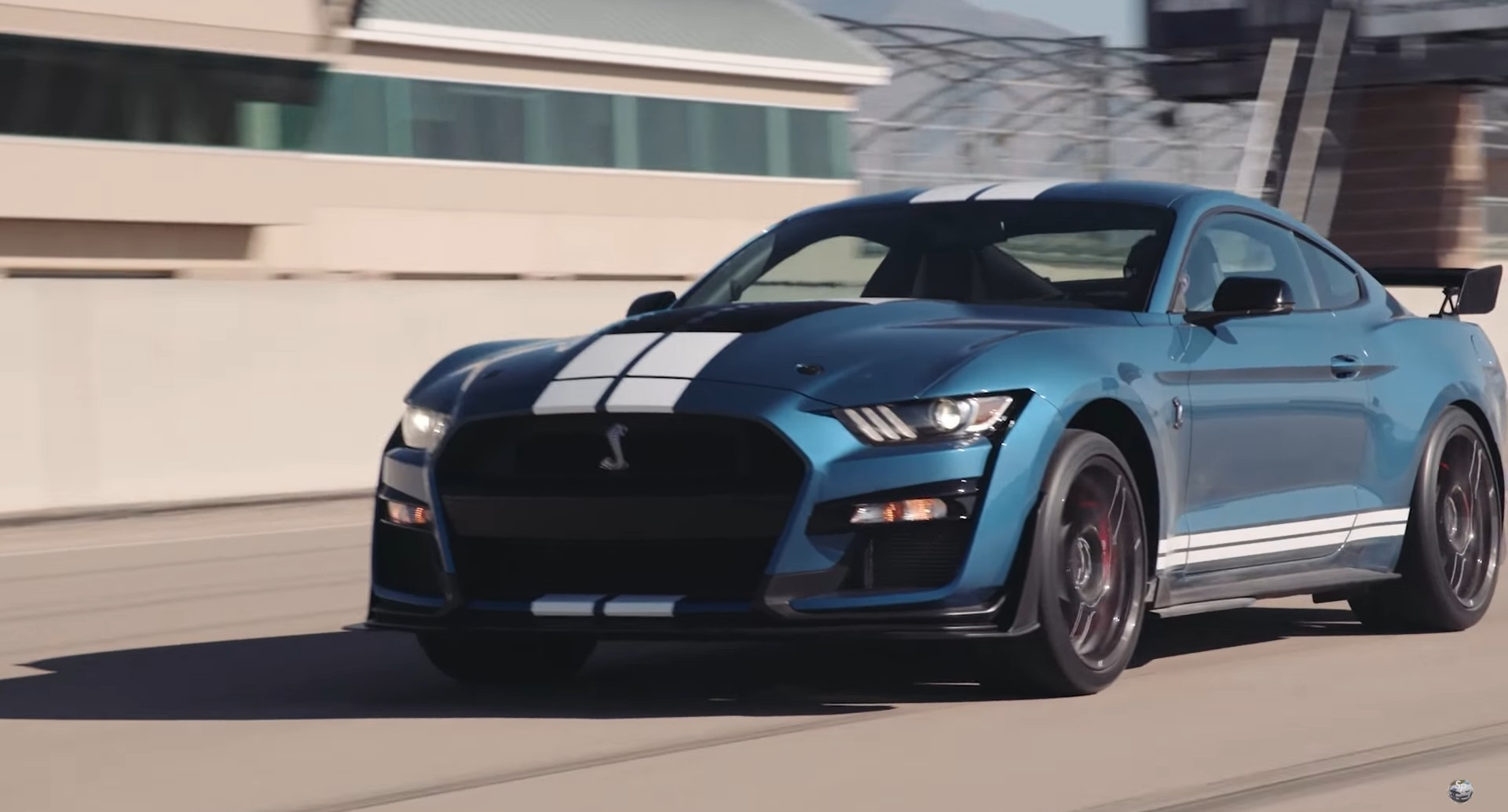 Popular YouTuber Reveals Changes of 2021 Ford Mustang ...