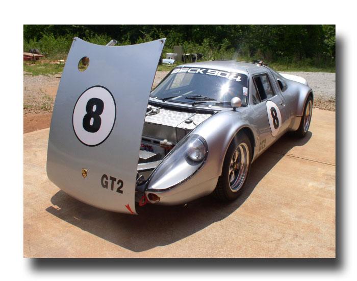 Porsche 904 Replica By Beck Video Autoevolution