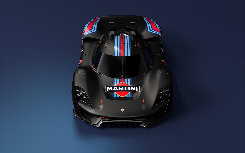 Porsche 908 04 Vision Gran Turismo Is A 918 Spyder