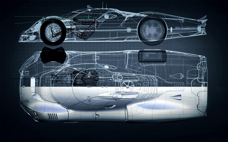 Porsche 908/04 Vision Gran Turismo Is a 918 Spyder - Mission E ... on vision mazda gt, vision ford gt, vision toyota gt, vision nissan gt,