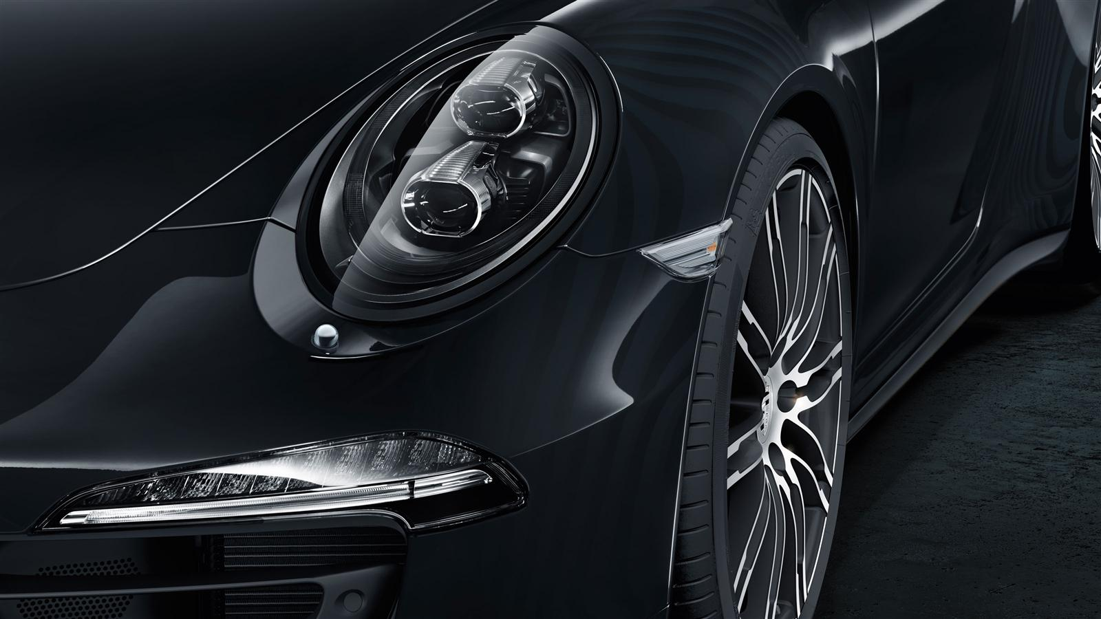 Porsche 911 Carrera And Boxster Get Black Edition Join