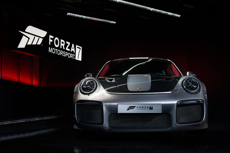 2018 porsche 911 gt2 rs revealed at e3 it 39 s the most. Black Bedroom Furniture Sets. Home Design Ideas