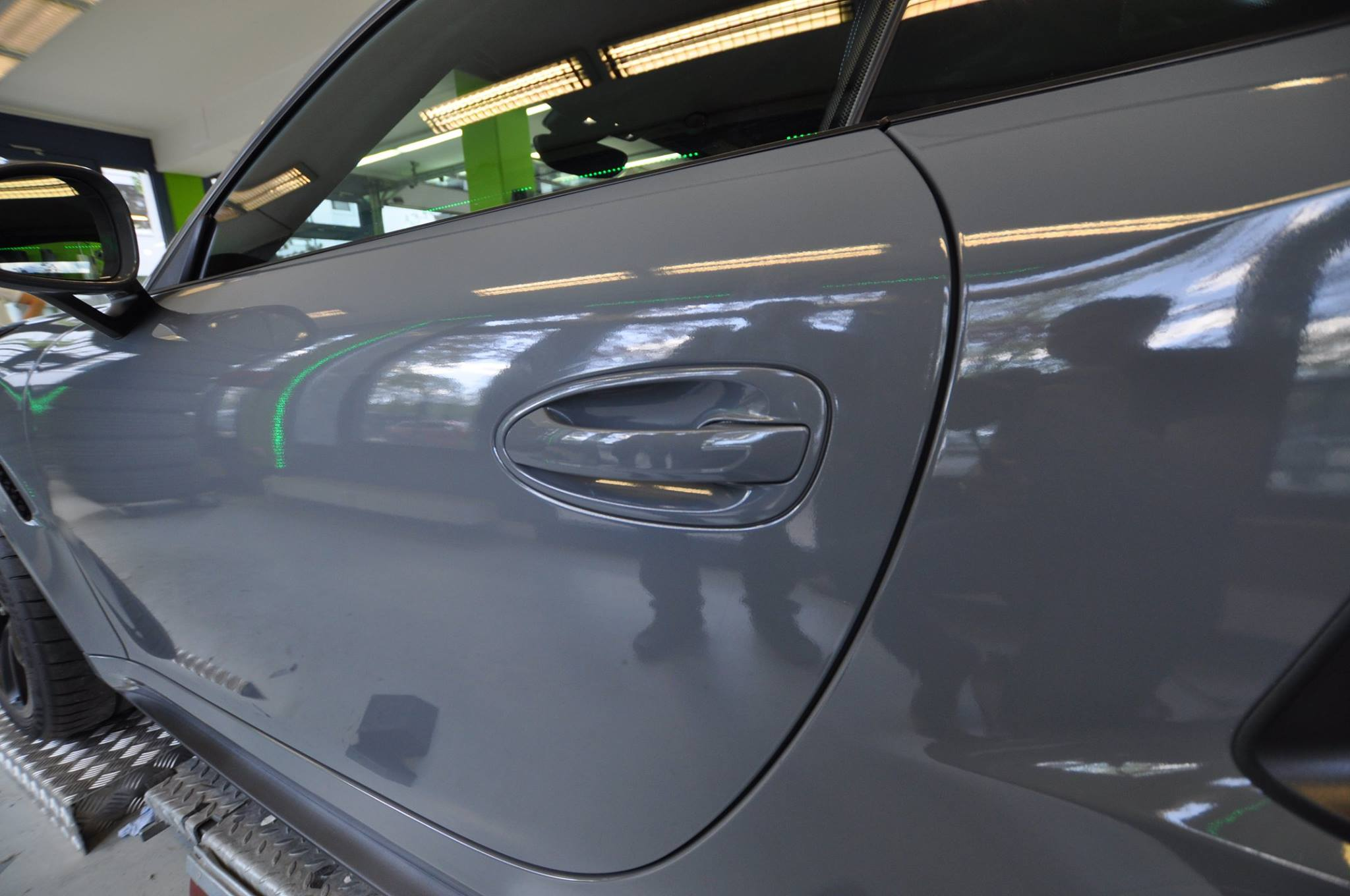 Porsche Slate Grey Color Code ✓ Porsche Car