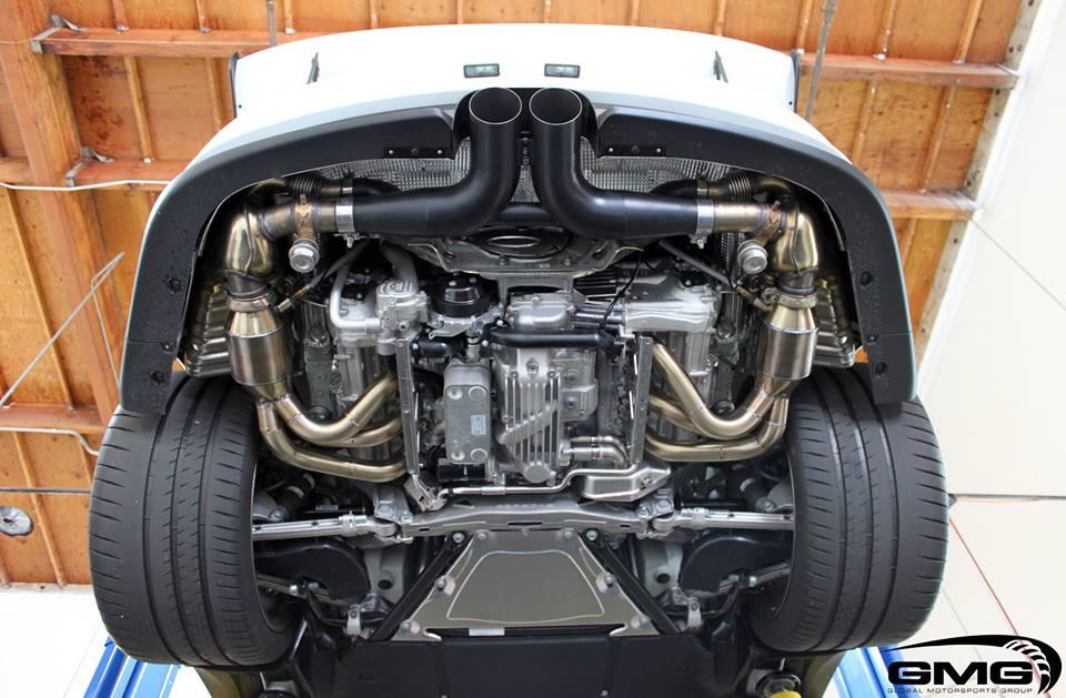 Porsche 911 Gt3 Rs Pdk Looks Tech Fetishy When Seen From