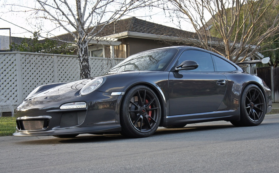 Porsche 911 Gt3 Rs Receives Mild Custom Treatment