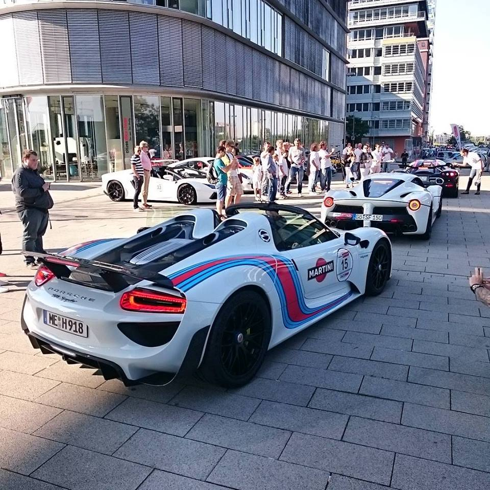 Porsche 911 Car: Porsche 911 GT3 RS Ring Police Car Is Intimidating