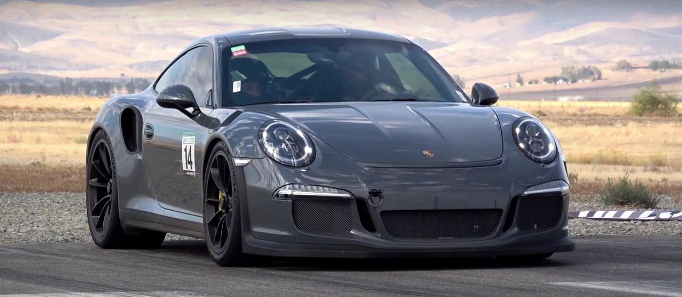 Porsche 911 Gt3 Rs Vs Tuned 2017 911 Turbo S Drag Race Turns
