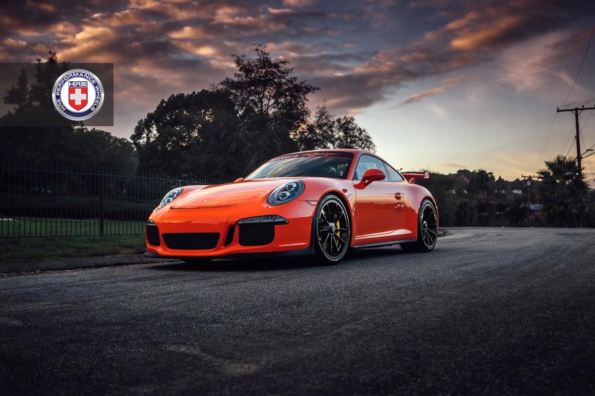 Porsche 911 Gt3 For Sale >> Porsche 911 GT3 Twins Sport HRE Custom Wheels - autoevolution