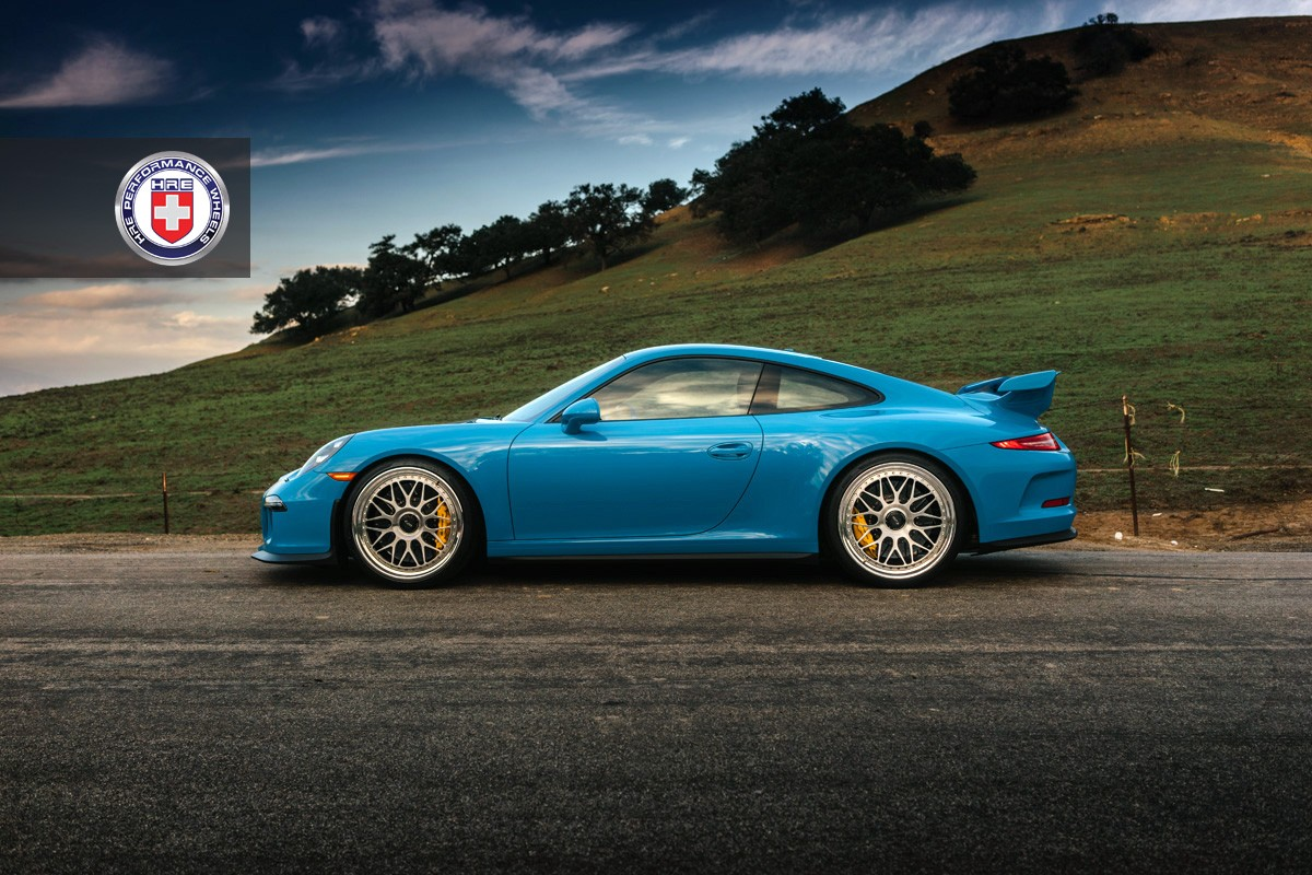 Porsche Gt Twins Sport Hre Custom Wheels Photo Gallery