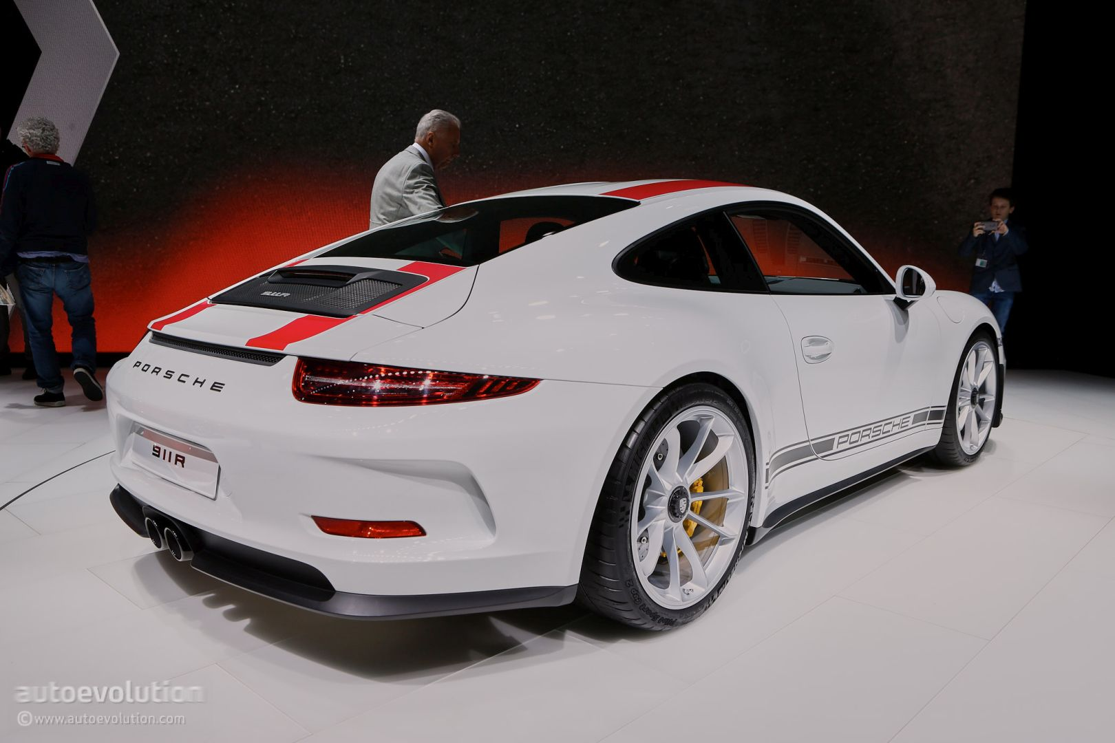 Porsche 911 R Tops Gt3 Rs In Power To Weight Price