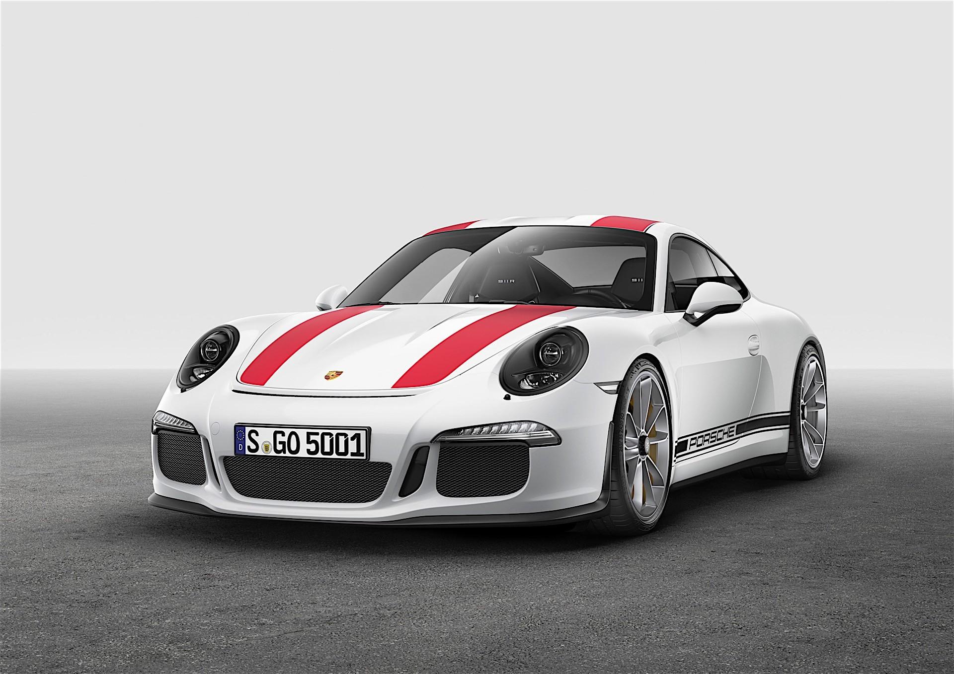 2017 Porsche 911 R Officially Revealed, Only 991 Units Will Be Made