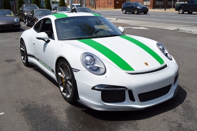 Brewster Green Porsche 911 R With 100 000 In Options Is
