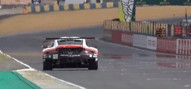 Porsche 911 Rsr Gets New Exhaust For Le Mans Aurally Dominates