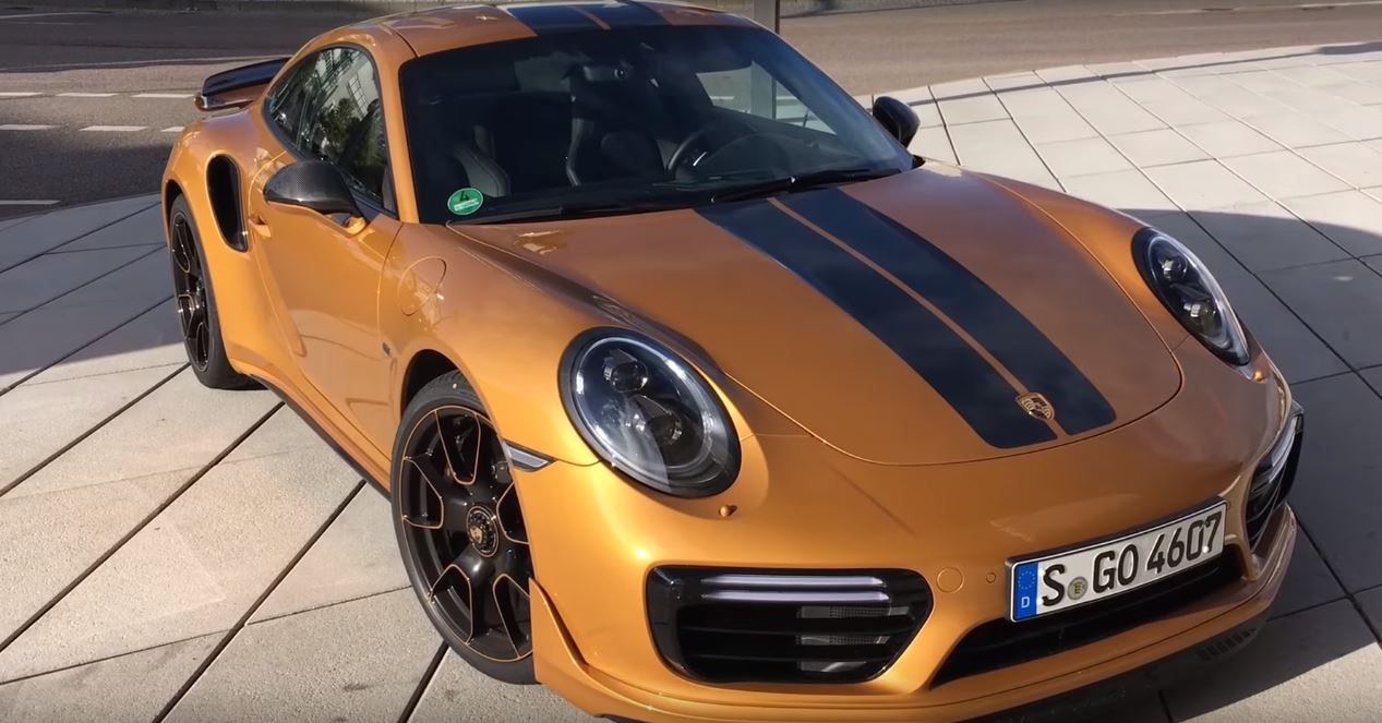 porsche 911 turbo s exclusive series hits 213 mph 343 kph in top speed test autoevolution. Black Bedroom Furniture Sets. Home Design Ideas