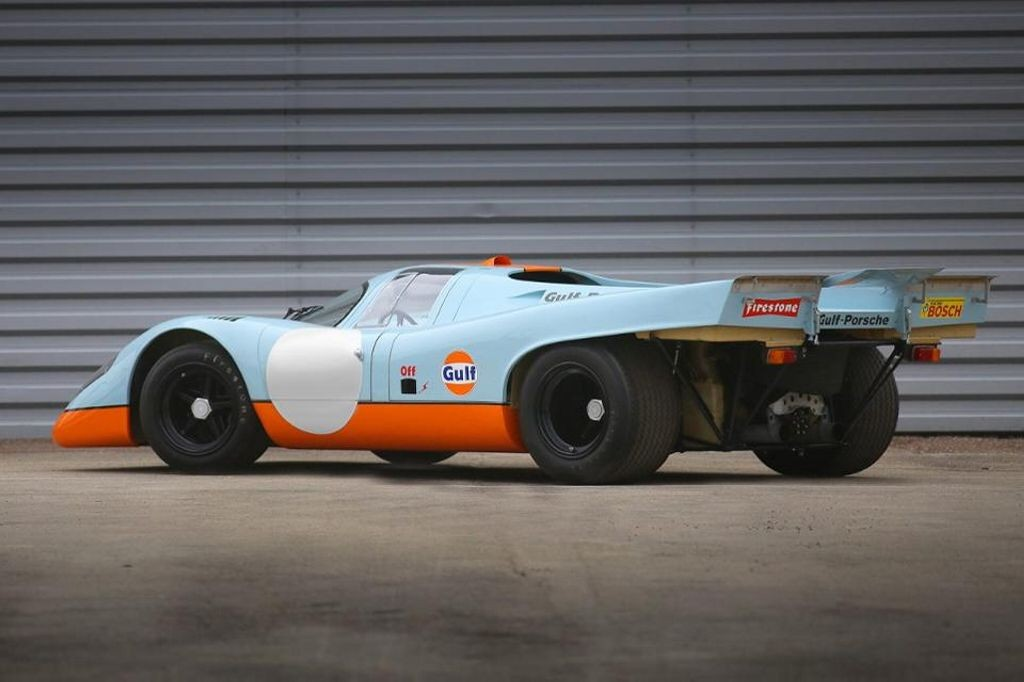 steve mcqueen s le mans porsche 917k estimated to fetch 16 million at auction autoevolution. Black Bedroom Furniture Sets. Home Design Ideas